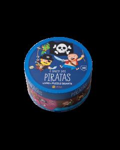 Puzzle Gigante - O barco dos Piratas