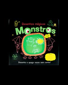 Desenhos Mágicos Monstros