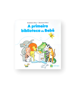 A primeira biblioteca do Bébé
