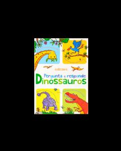 Cartas Pergunta e Responde Dinossauros