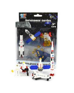 Mini Figuras Espaciais