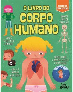 Mentes Curiosas: O livro do corpo humano