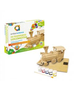 Locomotiva - Puzzle 3D