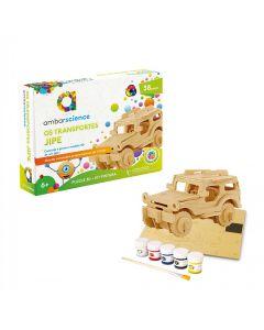 Jipe - Puzzle 3D