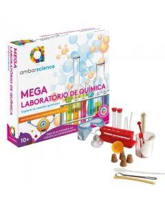 Mega Laboratório de Química