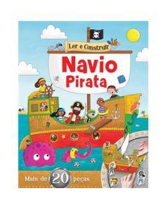Ler e Construir - Navio Pirata