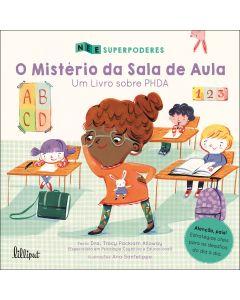 Superpoderes 1: Livro sobre PHDA