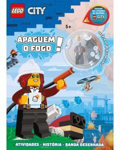 Lego City - Apaguem o Fogo
