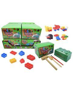 Escavação - Bricks