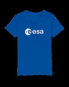 T-shirt Azul Esa