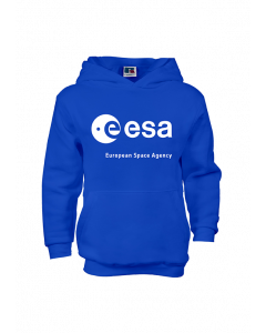 Sweatshirt azul - Space is our middle name