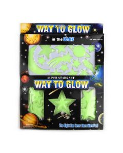 Glow in the dark - Estrelas