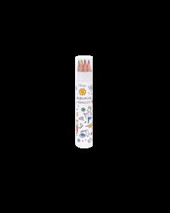 12 Lápis de cor