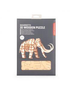 Puzzle Madeira Mamute