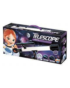 Telescópio 30 Experiências