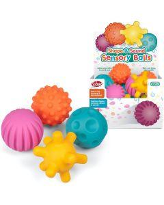 Shape and Sound Sensory Balls