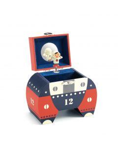 Caixa de música Apolo 12