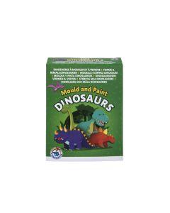 Molda e Pinta Dinossauros