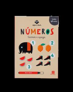 Escreve e apaga- Números