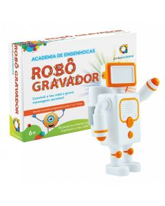 Robô Gravador