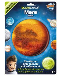 Marte - Autocolante