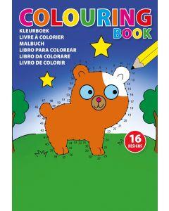 Livro para Colorir Pequeno