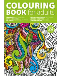 Livro para colorir grande