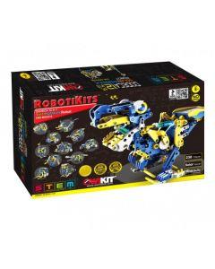 Robô Solar & Hidráulico 12 em 1