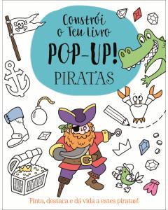 Constrói o teu Livro Pop-Up Piratas
