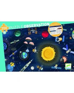 Descobrir o Espaço-Puzzle
