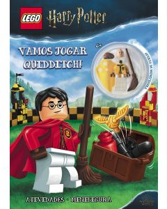 Lego Harry Potter - vamos jogar Quidditch
