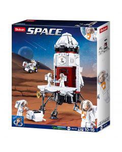 Legos de Construção - Rocket Base
