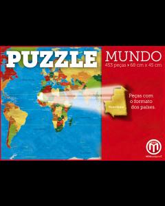 Puzzle Mundo