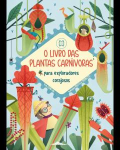 O livro das plantas Carnivoras