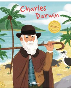 Génios 10 Charles Darwin