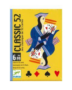 Jogo de Cartas Clássico 52