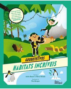 Geodetetives 3 - Habitats Incriveis