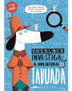 Sherlock Investiga: A tabuada