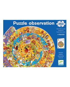 Puzzle 350 peças + Livro