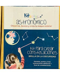 Kit astronómico