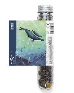 Micropuzzle 7 mares - Baleias