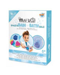 Mini Lab - Bombas de Banho