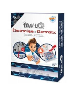 Mini Lab - Eletrónica