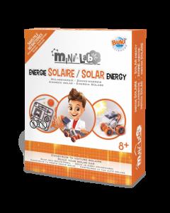 Mini Lab - Energia Solar