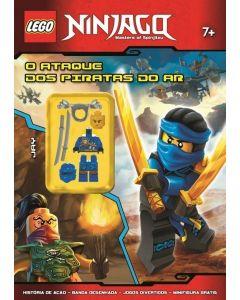 Lego Ninjago: Ataque dos piratas do ar