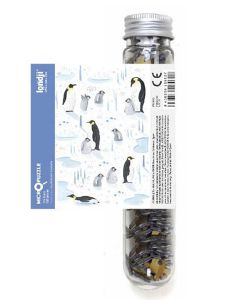 Micropuzzle - Pinguins
