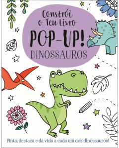 Constrói o teu livro Pop-Up - Dinossauros