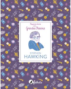 Pequenos Livros 8: Stephen Hawking