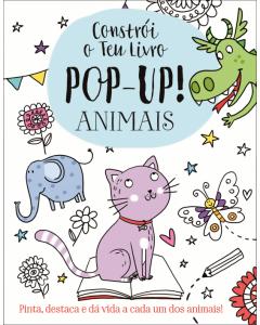 Constrói o teu livro Pop- Up - Animais