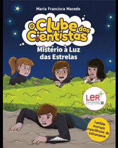 O clube dos cientistas 12: Mistério à Luz das Estrelas